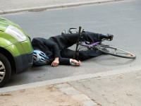 personal injury claim after bike accident